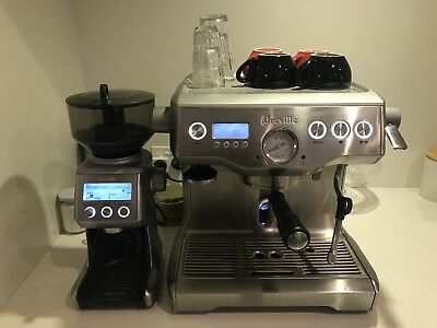 Breville BES900 Dual Boiler Coffee Machine