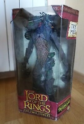 Lord of the Rings Treebeard in box electronic New by Toybiz