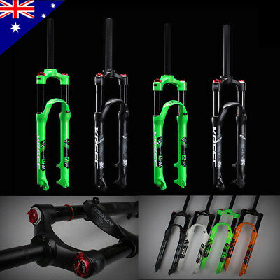 26/27.5/29 inch Bike Fork MTB Mountain Bicycle Light Weight Air Suspension Forks