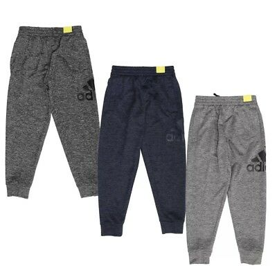 NWT Adidas Active Jogger Pants for Boys - 2 Side Pockets VARIOUS COLORS