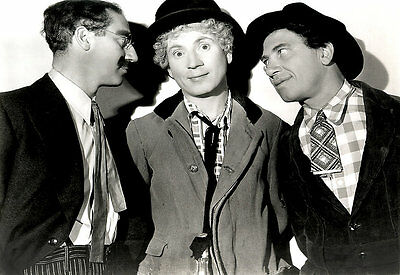 The Marx Brothers - Night at the Opera  A3 Art Poster Print