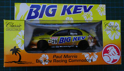 Classic Carlectables Paul Morris Big Kev Racing VT Commodore #1029 Limited 1:43.