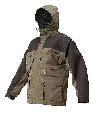 Bargain Cortland Fly Fishing Jacket Microskin NEW Cortland Fishing Jacket