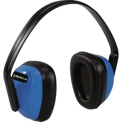 Delta Plus SPA 3 Adjustable Safety Ear Muffs / Defenders Blue (Qty Discounts)