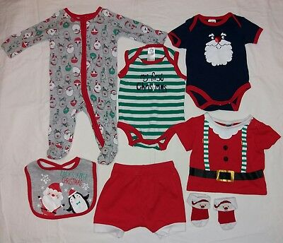 bulk baby Christmas clothes 000