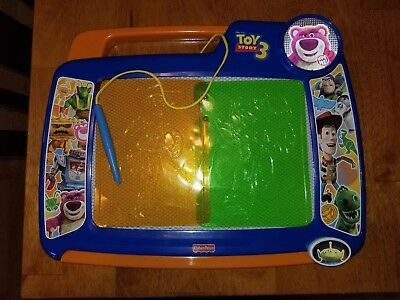 Fisher Price, Toy Story 3, Classic Doodler, Ages 3 and up, Mattel