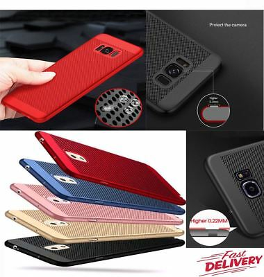 Ultra thin Slim Hard Case Full Protective Cover for Samsung Galaxy S7 S8 plus S9