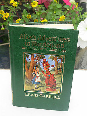 Alice's Adventures In Wonderland And Through The Looking -Glass - Lewis Carroll