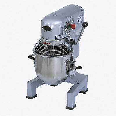 planetary  mixer 10 litres with 3 speeds - 230V/1F