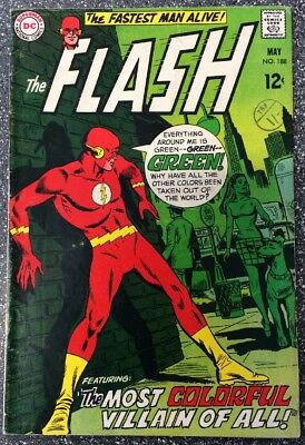 The Flash #188 (1969) Silver Age Issue