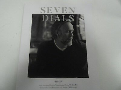 Seven Dials , Marcus Wareing cover - Issue 1