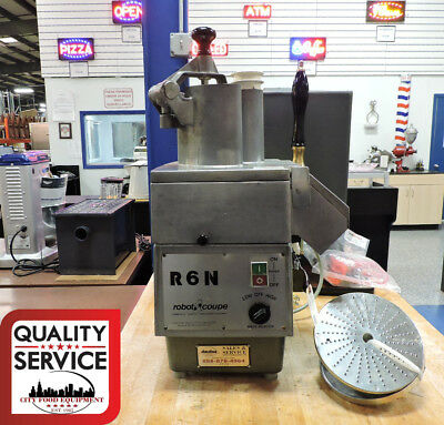 Robot Coupe R6N Commercial Food Processor