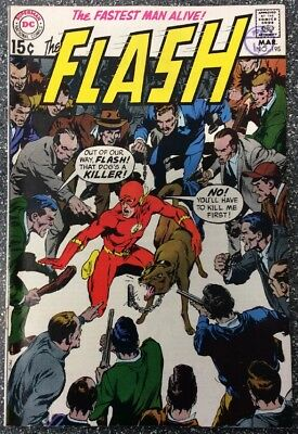 Flash #195 (1970) Bronze Age Issue
