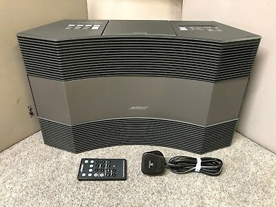 Bose Acoustic Wave Music II Audio Shelf System With Bose Carry Case - USED