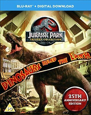 Jurassic Park Trilogy Collection [Blu-ray] New and Factory Sealed!!
