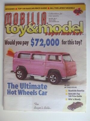 """Mobilia Toy & Model - Vol. VIII, No. 3 – 5: """"Collectibles For Car Lovers"""""""