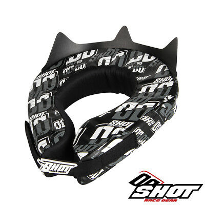 Shot Motocross Adults Mx Neck Brace Neck Turn