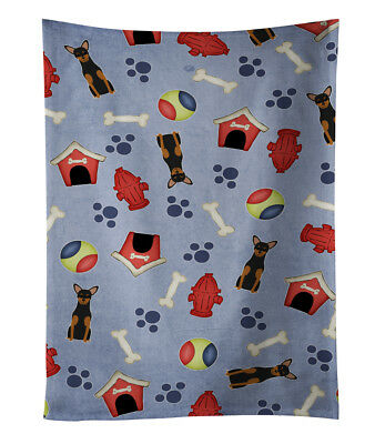Dog House Collection Manchester Terrier Kitchen Towel