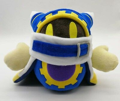 "Magolor All Star Stuffed Plush Doll 7"" Kirby's Adventure Genuine Little Buddy"