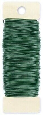 Paddle Wire 22 Gauge 4oz-Green - 4 Pack