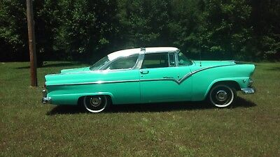 1955 Ford Crown Victoria Crome classic cars on ebay auction