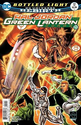 Hal Jordan and the Green Lantern Corps #12 Rebirth DC 2016 Kyle Rayner