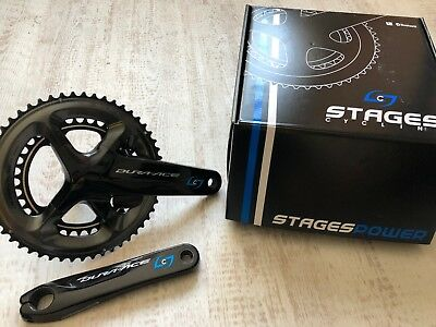 Dura-Ace R9100 L/R Stages Power Meter (Dual sided)