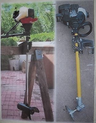 Make Your Own Trolling Motor Gas Or Electric