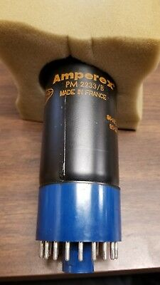 AMPEREX PM 2233-B  Photomultiplier Tube