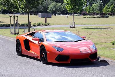2013 Lamborghini Aventador Coupe 6.5 V12 LP 700-4 ISR 7 Speed Paddle Shift Petro