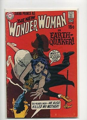 Wonder Woman #187 (Mar-Apr 1970, DC)