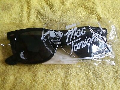 Make It Mac Tonight Sunglasses McDonalds Promotional Vintage 1987 Sealed NOS