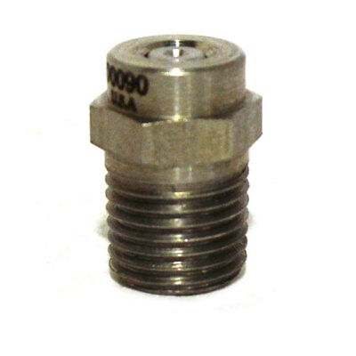 "General Pump 8.708-620.0 Nozzle, 0009 (0° Size #09), 1/4"" Threaded"