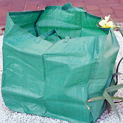 Heavy Duty Garden Refuse Bag Waterproof and Rot proof with Carry Handles New