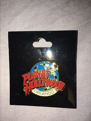 Vintage Planet Hollywood Orlando Pin New
