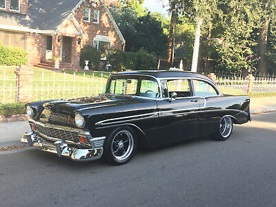 1956 Chevrolet Bel Air/150/210  Chevroet Bel Air 2-door Sedan
