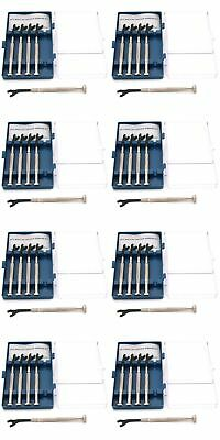 8 Pcs 5pc Precision SAE Wrench Set Clockmakers Model Tools