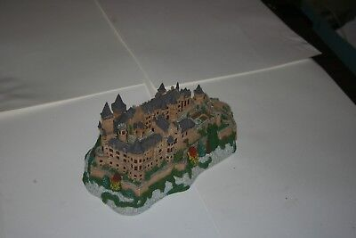 The Danbury Mint 1994Hohenzollern castle of the world ornament