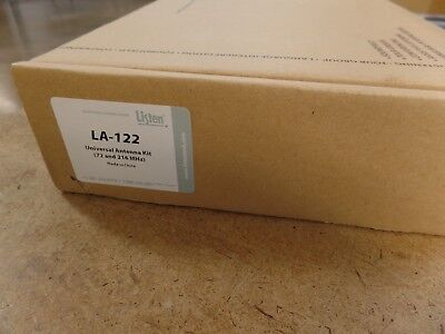 LISTEN LA-122 Universal Antenna Kit (72 and 216 MHz) - NEW