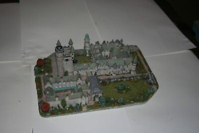 Danbury Mint Balmoral Castle from Castles of the British Monarchy