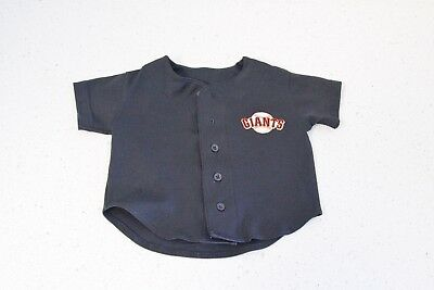 SF Giants Jersey, Size Toddler 2T