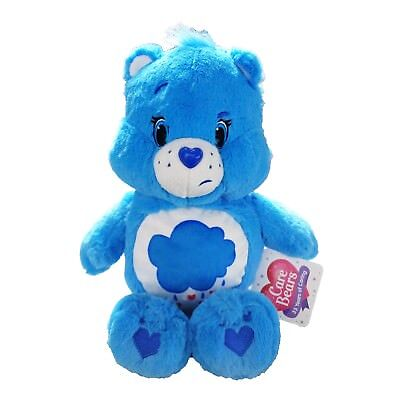 Care Bears Grumpy Bear 13 Inch Plush Figure NEW Japanese Import Jamma
