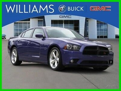 Dodge Charger R/T 2014 R/T Used 5.7L V8 16V Automatic RWD Sedan