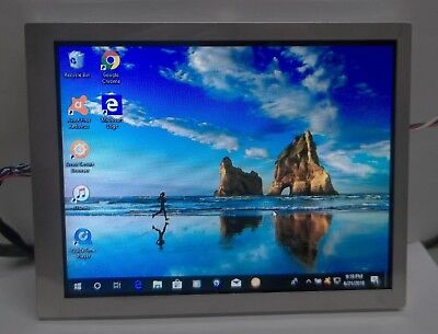 "AUO OEM Industrial Color 6.5"" TFT LCD Panel Flat Screen Display Panel G065VN01"