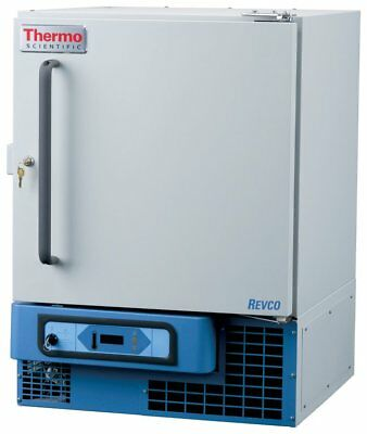 NEW Thermo REL404V Revco 1 to 8°C Undercounter Laboratory Refrigerator