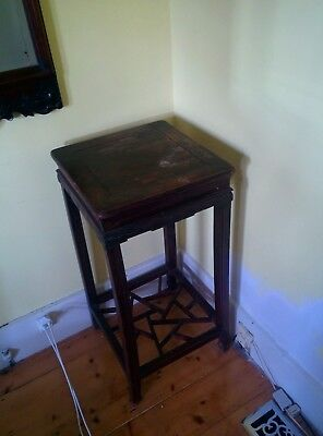 Two Antique Chinese stand