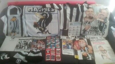 Collingwood football club collection 1950s to 2000s