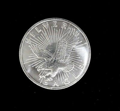 Silver Eagle Sunshine Minting - 1Oz. Troy Pure Silver Round - Great Investment