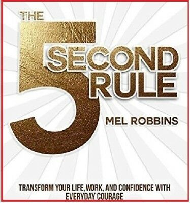 The 5 second rule by Mel Robbins [AUDIO BOOK]