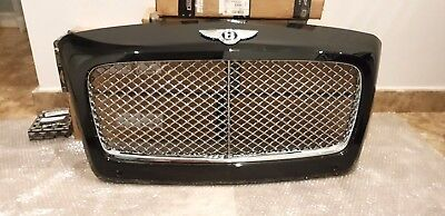 Bentley Continental Gt Gtc Chrome Radiator Grill 2015 - 2018